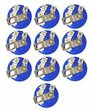 Package of 10 E10 Bulb Holders, Miniature Mini Lamp Holders