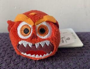 JDS Disney Store Japan Tsum Tsum Plush Jack Attack Plush Pixar Incredible 2