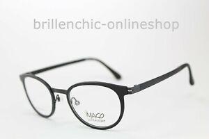 """IMAGO ULTRALIGHT Brille Lunik col. 12 Gr.47/20  """"NEU"""""""
