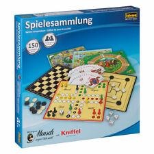 BÜ) Idena Spiele Spiele-Sammlung mit 150 Spielmöglichkeiten