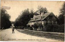 CPA Pont - perce .- maison normade , dependances du chateau de  (195110)
