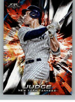 2018 Topps Fire Major League Baseball MLB Target Exclusive Cards Pick From List