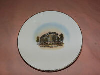 VINTAGE CARNEGIE PUBLIC LIBRARY SYRACUSE NY   COLLECTOR PLATE
