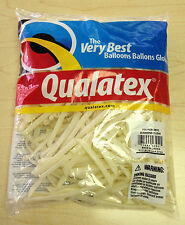 Qualatex Diamond Clear 260Q Entertainer Balloons ~ 100 ct.