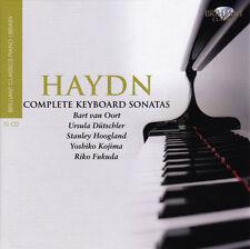 Various Artists : Haydn - Complete Keyboard Sonatas (10CDs) (2010)