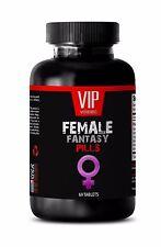 Benefits of Saw Palmetto - FEMALE FANTASY Pills - Enhances Performance - 69 Tab