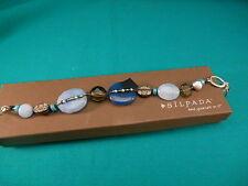 Silpada Jewelry ~  Watercolor Bracelet  Sterling Silver #B2240  Retired  New