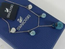Brand New Swarovski Play Indicolite Necklace Pendant Jewelry  1106414