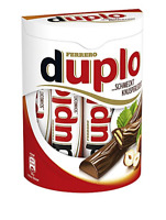3 x BOXES DUPLO - 30 PIECES - FERRERO CANDIES CHOCOLATE BAR FROM GERMANY