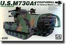 Afv Club 35002 M730A1 Chaparal 1/35