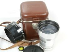 Retina Tele - Xenar 4,8/200 1:4,8/200mm f. Kodak Retina Reflex + Lederkö. + Geli
