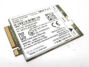 DELL DW5811E MR7VT SIERRA WIRELESS AIRPRIME EM7455 QUALCOMM 4G WWAN CARD MODULE