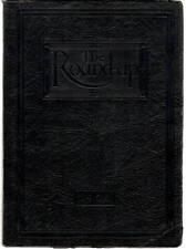 Colorado Springs High School Colorado 1926 The Round-up Yearbook Annual