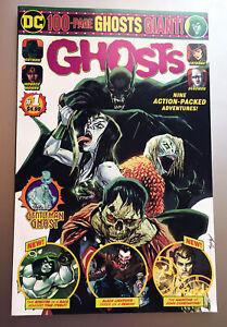 DC Ghosts Comic #1100 Page Giant Walmart Exclusive Spectre Batman Superman NM