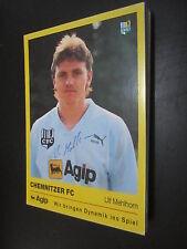 29479 Ulf Mehlhorn Chemnitzer FC CFC original signierte Autrogrammkarte