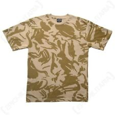 NEW MENS UNISEX MILITARY CAMOUFLAGE CAMO T SHIRT ARMY COMBAT SAS WOODLAND S-XXL