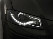 Dectane Scheinwerfer Audi A3 8P LED Tagfahrlicht Black / Schwarz europaw.zugel.