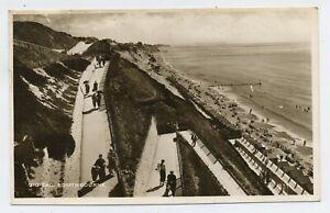 The Zig Zag Southbourne Vintage Real Photograph Postcard B11