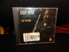 "EDDIE SHAW & THE WOLF GANG ""Can't Stop Now""  CD - BRAND NEW, SEALED"