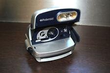 Appareil photo instantané : POLAROID 600 P Argent Silver (Testé : Fonctionne !)