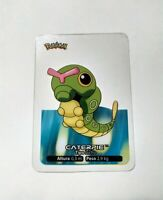 010 Caterpie POKEMON Lamincards Collection 2005 EDIBAS Español