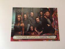 "Rittenhouse ""STARGATE ATLANTIS""  #P1 S2 Promo Trading Card TV Series"