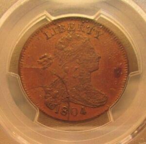 1804 Large Cent PCGS MS(62)