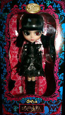 Groove Pullip Gothic & Lolita Psycho Yuki-chan 1/6 goth Doll - Red eye version-