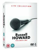 Russell Howard Live Collection (Vols 1-3) [DVD][Region 2]