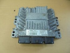 RENAULT MEGANE 2007 1.5 DCI K9K732 ENGINE ECU 8200565863 / S122326109A / SID301