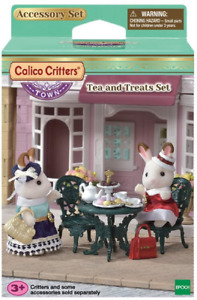 Calico Critters Town Tea and Treats Set