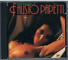 FAUSTO PAPETTI EVERGREEN N. 3  CD F.C.