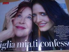 Vanity Fair.Marlène Jobert & Eva Green,qqq