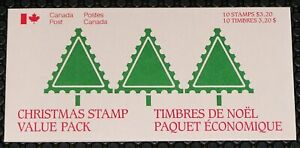 Canada 1070a Booklet Christmas