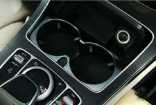 Water Cup Holder Cover Trim for Mercedes Benz C E GLC Class W205 W213 15-17