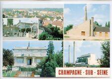 CP 77 Seine-et-Marne - Champagne-sur-Seine - Multivues