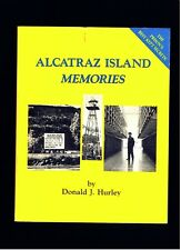 """VINTAGE """"THE ROCK"""" ALCATRAZ ISLAND MEMORIES ~ SIGNED by AUTHOR ~ EX COND"""