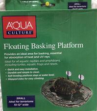 New listing Aqua Culture Small Floating Basket Platform 10-12� Wide