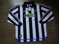 Newcastle United 100% Original Jersey Shirt XL 2000/01 Home LS Still BNWT Rare