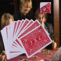 New Secret Marked Stripper Deck Playing Cards Poker Cards Magic Magic Trick Toys