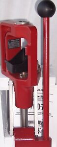 Hornady 07/007 Lock-N-Load Classic Single Stage D-Frame Press #85001