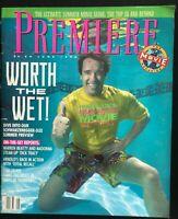 PREMIERE Magazine June 1990 ARNOLD SCHWARZENEGGER / Madonna / Tom Cruise