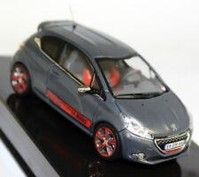 IXO escala 1/43 - MOC175 Peugeot 208 GTI 2013 Le Mans Edición Diecast Modelo de Coche