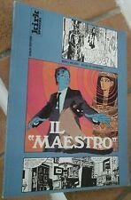 mino milani & aldo di gennaro IL MAESTRO kirk special 6 1983 ivaldi editore sgt.