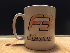 Blaser F3 Shotguns Clay Shooting Tea Coffee Mug Dishwasher Safe