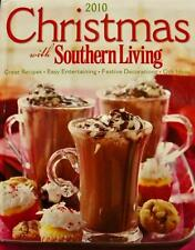 Christmas with Southern Living Recipes Entertaining 2010 Edition Like New