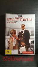 Fawlty Towers - Basil The Rat [ DVD ] Region 4, NEW & SEALED, FREE Next Day Post