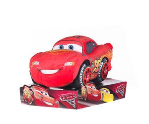 BRAND NEW DISNEY CARS 3 10INCH LIGHTNING MCQUEEN PLUSH SOFT TOY