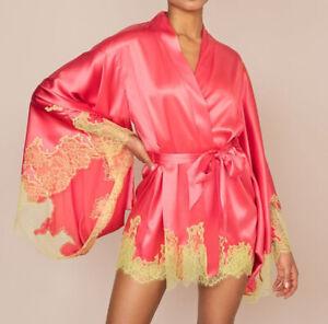 AGENT PROVOCATEUR Christi Short Kimono Gown BNWT