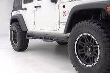 N-Fab Nerf Step Bar Wheel To Wheel Jeep JK Unlimited 2007-2015 Accessory J0764